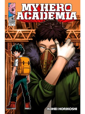 cover image of My Hero Academia, Volume 14