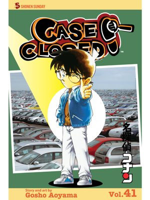 cover image of Case Closed, Volume 41