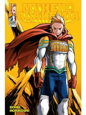 cover image of My Hero Academia, Volume 17