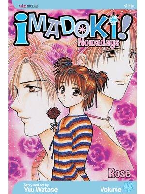cover image of Imadoki!, Volume 4