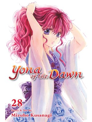 cover image of Yona of the Dawn, Volume 28
