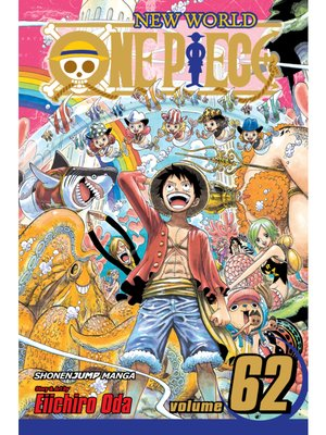 cover image of One Piece, Volume 62