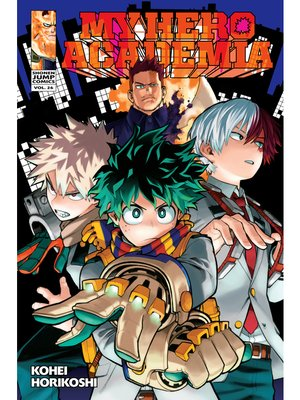 cover image of My Hero Academia, Volume 26