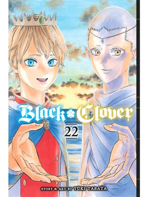 cover image of Black Clover, Volume 22