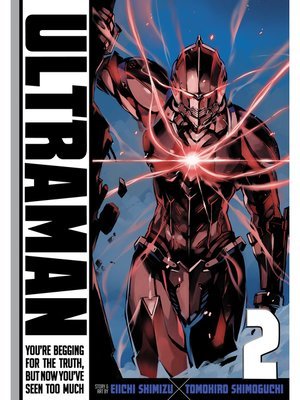 cover image of Ultraman, Volume 2