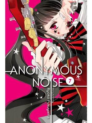 cover image of Anonymous Noise, Volume 7