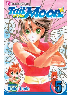 cover image of Tail of the Moon, Volume 5