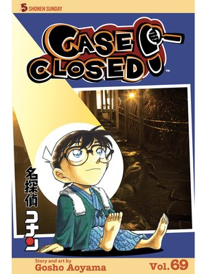 cover image of Case Closed, Volume 69