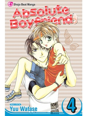 cover image of Absolute Boyfriend, Volume 4
