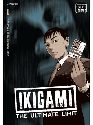 cover image of Ikigami: The Ultimate Limit, Volume 1