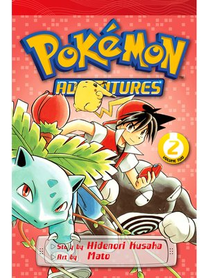 cover image of Pokémon Adventures, Volume 2