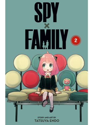 cover image of Spy x Family, Volume 2