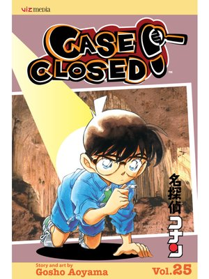 cover image of Case Closed, Volume 25