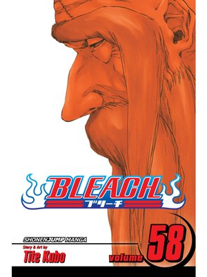 cover image of Bleach, Volume 58