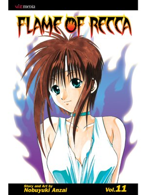 cover image of Flame of Recca, Volume 11