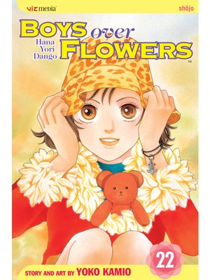 cover image of Boys Over Flowers, Volume 22