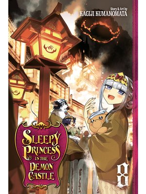 cover image of Sleepy Princess in the Demon Castle, Volume 8