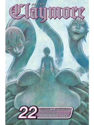 cover image of Claymore, Volume 22