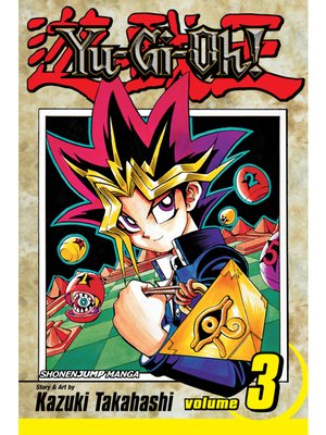 cover image of Yu-Gi-Oh!, Volume 3