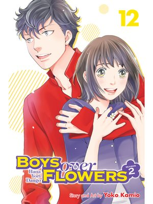 cover image of Boys Over Flowers, Season 2, Volume 12