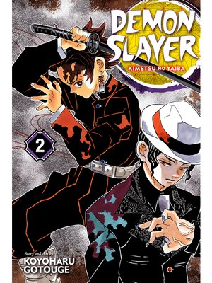 cover image of Demon Slayer: Kimetsu no Yaiba, Volume 2