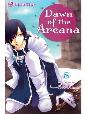 cover image of Dawn of the Arcana, Volume 8