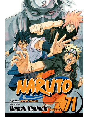 cover image of Naruto, Volume 71