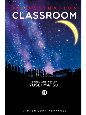 cover image of Assassination Classroom, Volume 21