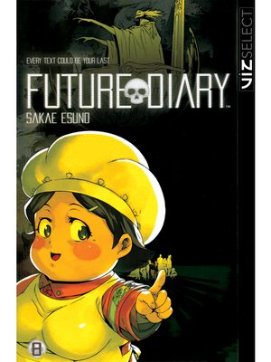 cover image of Future Diary, Volume 8