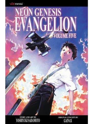 cover image of Neon Genesis Evangelion, Volume 5
