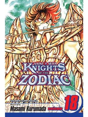 cover image of Knights of the Zodiac (Saint Seiya), Volume 18