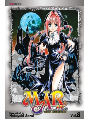 cover image of MÄR, Volume 8