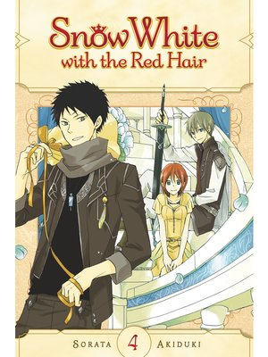 cover image of Snow White with the Red Hair, Volume 4