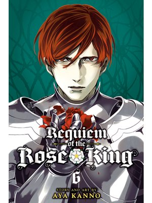 cover image of Requiem of the Rose King, Volume 6
