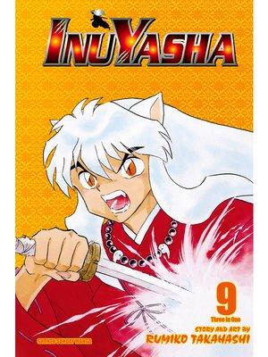cover image of Inuyasha, Volume 9
