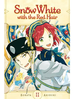 cover image of Snow White with the Red Hair, Volume 11