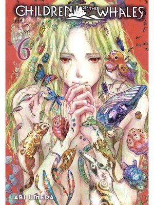 cover image of Children of the Whales, Volume 6