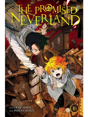 cover image of The Promised Neverland, Volume 16