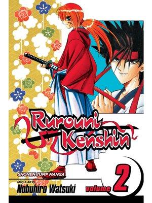 cover image of Rurouni Kenshin, Volume 2