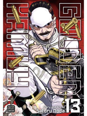 cover image of Golden Kamuy, Volume 13