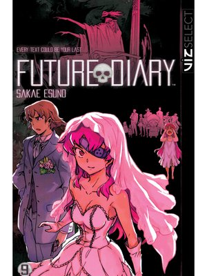 cover image of Future Diary, Volume 9