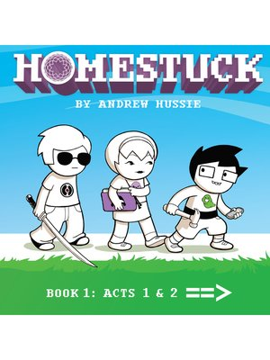 cover image of Homestuck, Book 1