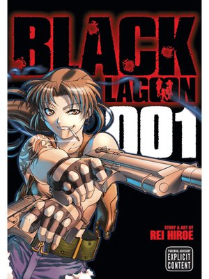 cover image of Black Lagoon, Volume 1