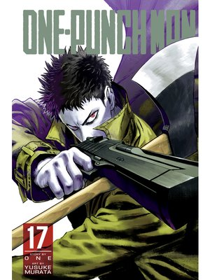 cover image of One-Punch Man, Volume 17