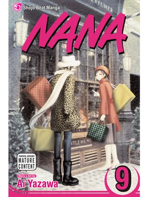 cover image of Nana, Volume 9