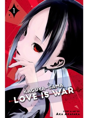 cover image of Kaguya-sama: Love Is War, Volume 1