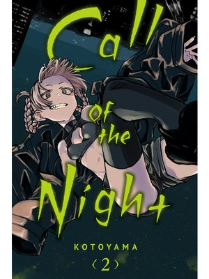 cover image of Call of the Night, Volume 2