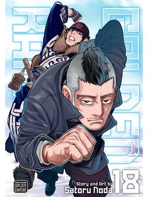 cover image of Golden Kamuy