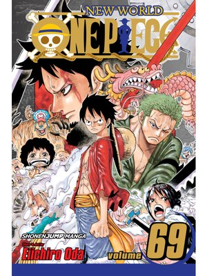 cover image of One Piece, Volume 69