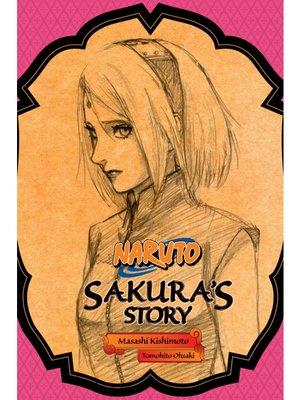 cover image of Naruto: Sakura's Story